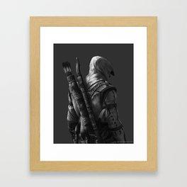 Connor Kenway Framed Art Print