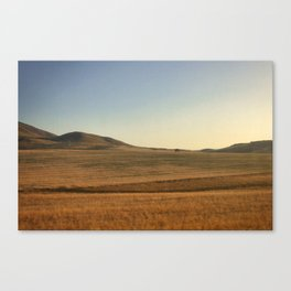 Sunrise over Andalucia, Spain Canvas Print