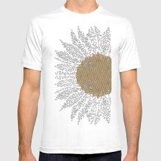 Sunflower Mens Fitted Tee White MEDIUM