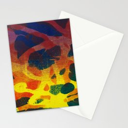 Abstract No. 124 Stationery Cards