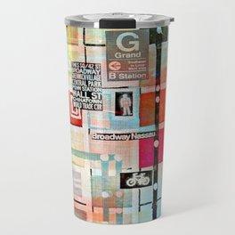 Painting 3 - NYC Bebe Travel Mug