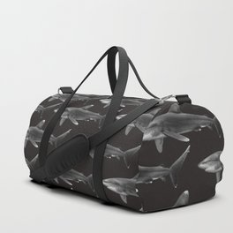 Oceanic Whitetip Shark 2 Duffle Bag
