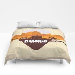 Django Unchained Comforters