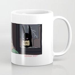 L'homme chauve-souris Coffee Mug