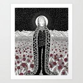 Achelois Art Print