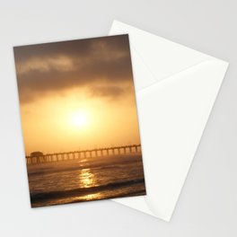 Ocean and Sun Stationery Cards
