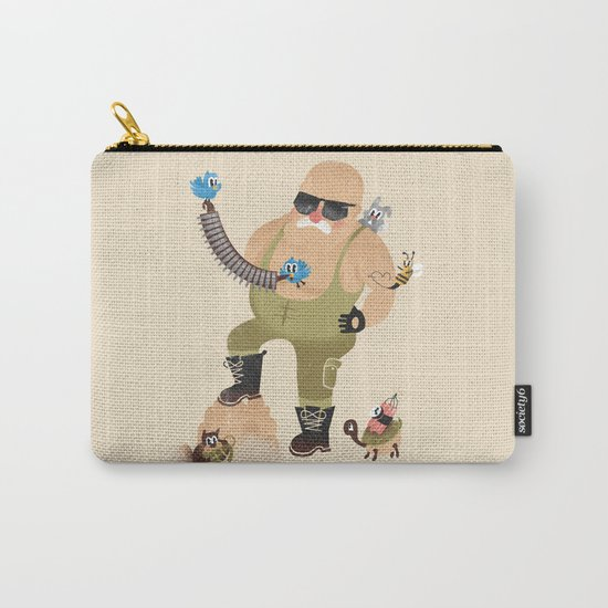 Getting Ready! Carry-All Pouch