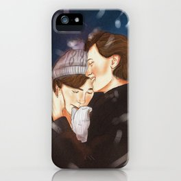 Isak+Even x Winter iPhone Case