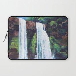 Wailua Falls Laptop Sleeve