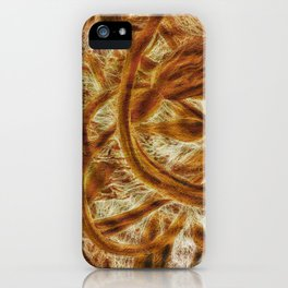 Interference iPhone Case