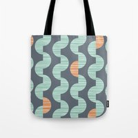 chelsea Tote Bags featuring Chelsea by Heather Dutton