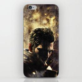 Deus Ex iPhone Skin