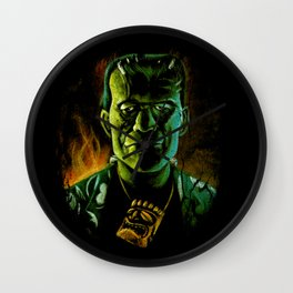 Party Monster Wall Clock