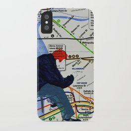 In the mix iPhone Case