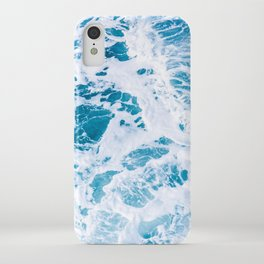 Perfect Ocean Sea Waves iPhone Case