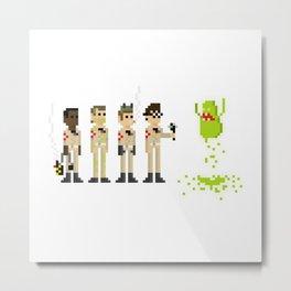 Ghostbusters - Ugly little spud. Metal Print