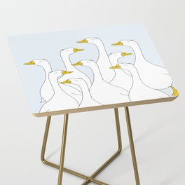 Ducks Side Table