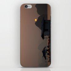 Halong Sunset iPhone & iPod Skin