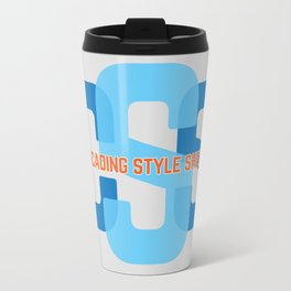 Webdesign CSS Travel Mug