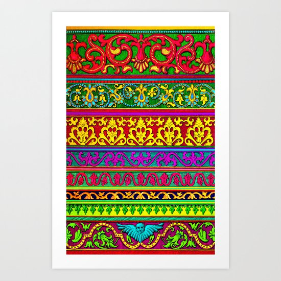 Pop Palace Art Print