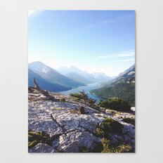 Waterton Bear Hump Canvas Print