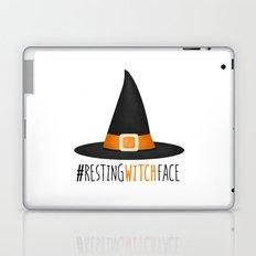 #RestingWitchFace Laptop & iPad Skin