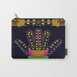 Hands Of Hamsa  Carry-All Pouch
