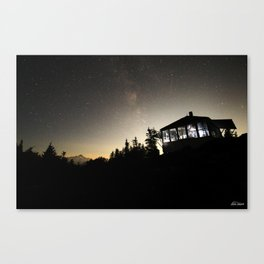 Winchester Fire Lookout Canvas Print