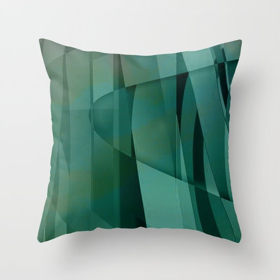 Gattaca Throw Pillow