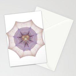 Webbed Heart Stationery Cards