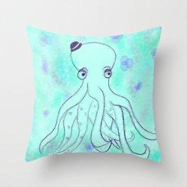 Octavian the Dreamer Throw Pillow