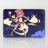 witch iPad Cases featuring Witch by inki