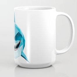 shark blue Coffee Mug