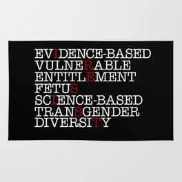 7 Banned Words CDC Center Disease Control Donald Trump I RESIST Rug