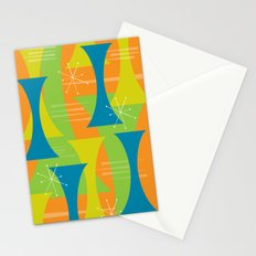 Mod Motion Stationery Cards