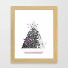 Botanica photography III collection Framed Art Print