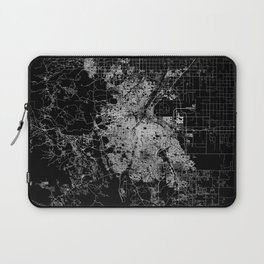 Denver map Laptop Sleeve