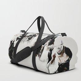 The Race is On  - Motocross Racers Duffle Bag