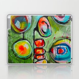 Pleine conscience/Mindfulness Laptop & iPad Skin