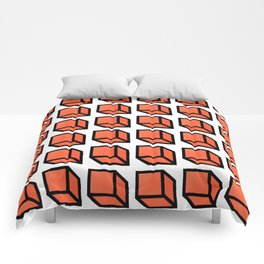Original Geometric Art Comforters