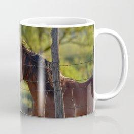Wild Mustang Coffee Mug