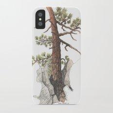 Lone Pine iPhone X Slim Case