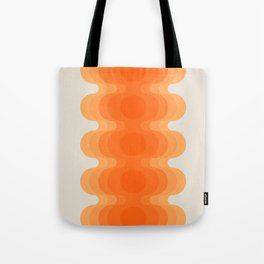 Echoes - Creamsicle Tote Bag