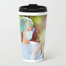 Diamond Injection Travel Mug