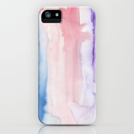 15  | 190907 | Watercolor Abstract Painting iPhone Case