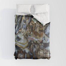Prancing Ponies Comforters