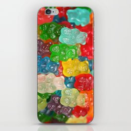 JELLY BEARS - COVER FOR IPHONE iPhone Skin