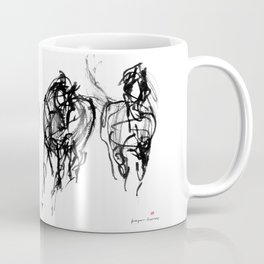 Horses (Trio) Coffee Mug