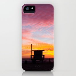 Sherbet Sunets iPhone Case