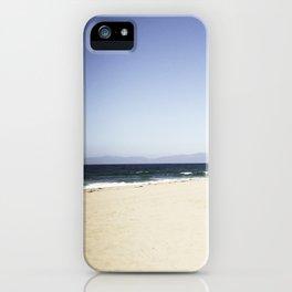 Hermosa Beach Tower 5 iPhone Case
